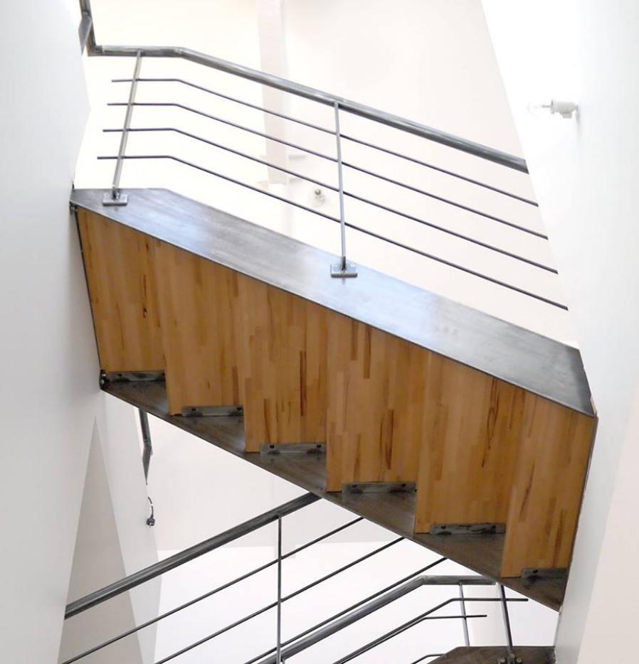 Escalier-Plougonvelin