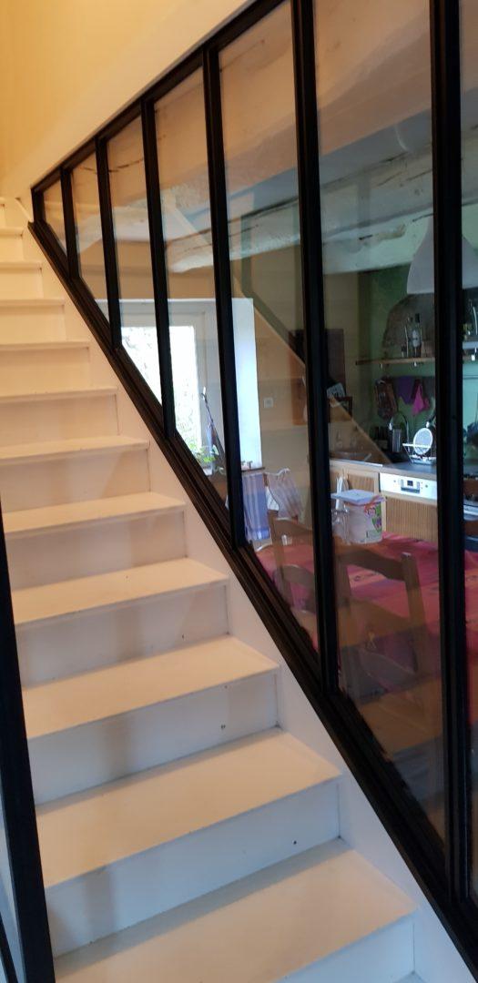 Verriere-escalier-acier-Plougonvelin-1
