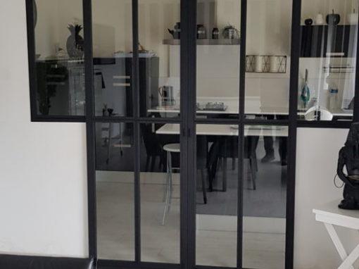 Verrière portes coulissantes Le Conquet (1)
